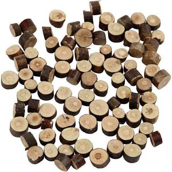 Holzscheiben Mix, Holz Mix