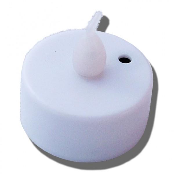 LED Kerze Teelicht, Rechaud, inkl. Batterie