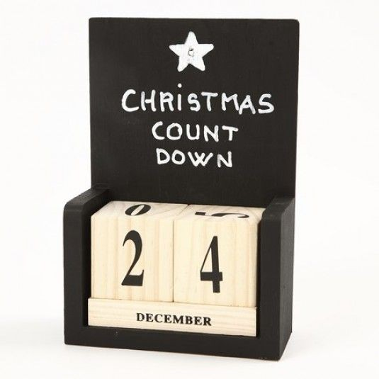 Ewiger Kalender, Holz