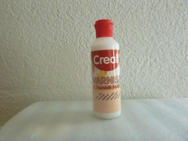Creall Varnish Matt 80 ml