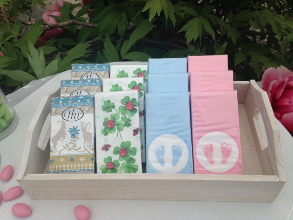Taschentuch Viel Gluck Taschentucher Geschenk Und Bastelshop