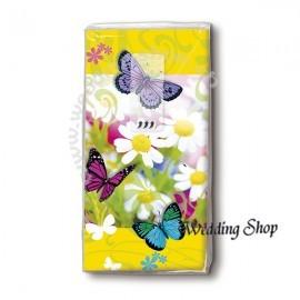 Taschentuch 'Colourful spring'