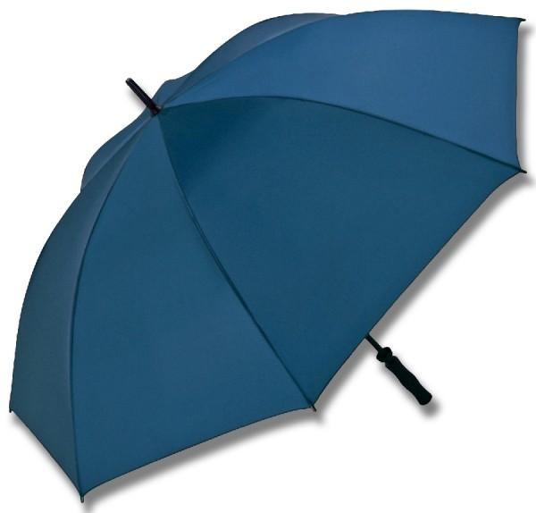 JUMBO-Schirm Ø 130cm OHNE Druck, blau