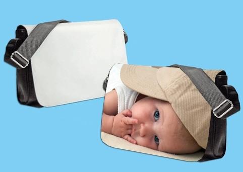 Foto Handtasche gross inkl. Bild und Druck