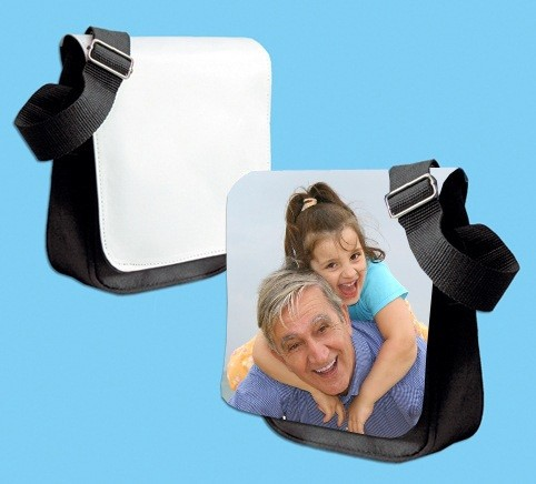 Foto Handtasche klein inkl. Bild und Druck