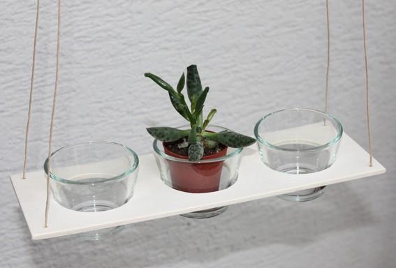 Pflanzenhänger OHNE Gläser