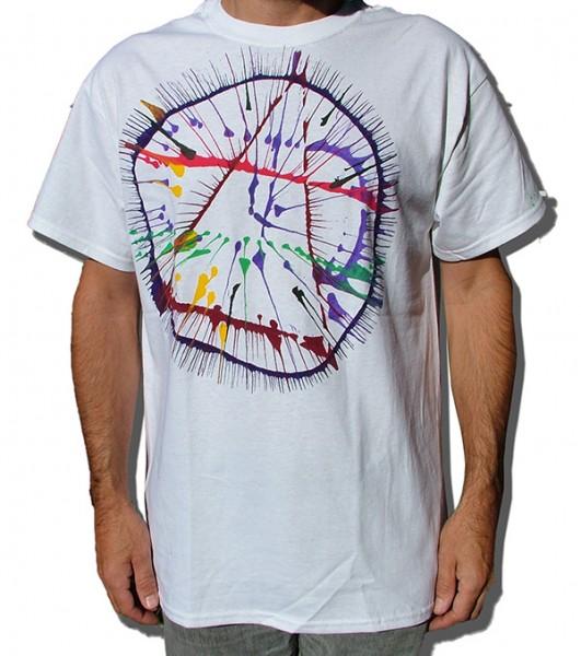 Quirl Shirt UNIKAT Erlös www.petitsuisse-kinderhilfe
