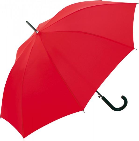 Roter Stockschirm Ø100cm OHNE Druck